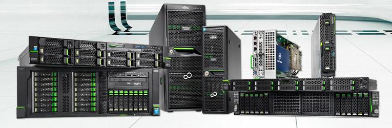 Fujitsu Server - PRIMERGY